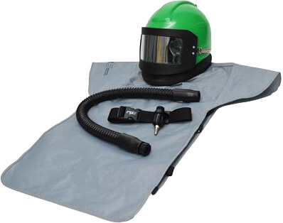 Nova 2000 Respirator with Cape