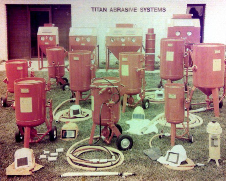 Product Line circa 1980